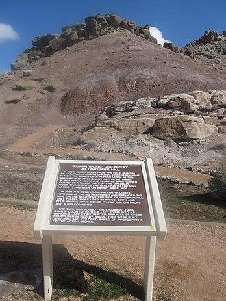 Fruita, Colorado - Dinosaur Hill