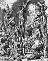 Dirck Volkertsz. Coornhert - The Crucifixion of Christ - WGA05209.jpg
