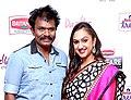 Director Hari with his wife Preetha.jpg