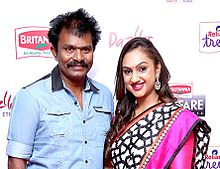 Director Hari with his wife Preetha.jpg