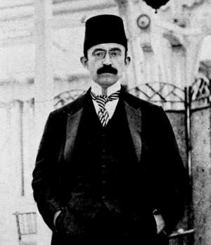 Mehmet Cavit Bey - Image: Djavid Bey