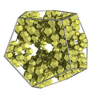 N-flake - Image: Dodecaedron fractal
