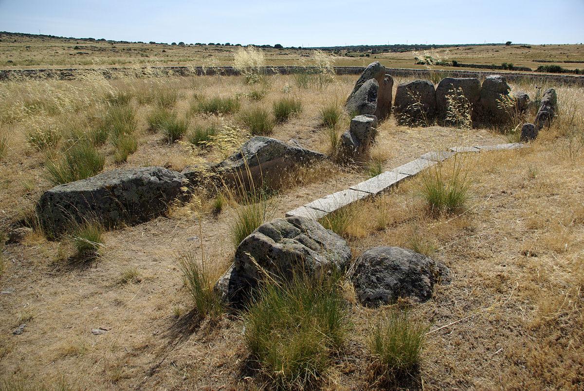 dolmen del prado de las cruces   wikipedia la