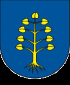 Dolní Tošanovice - Image: Dolni tosanovice znak