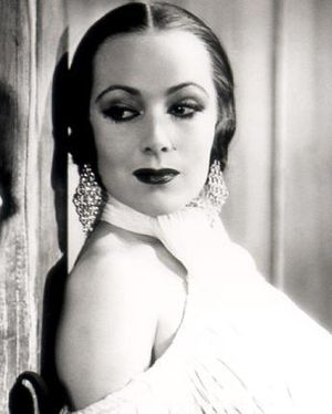 Dolores del Río filmography - Dolores del Río in In Caliente (1935).