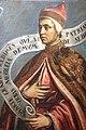 Domenico tintoretto, ritratto dei dogi pietro orseolo II e ottone orseolo (cropped).JPG