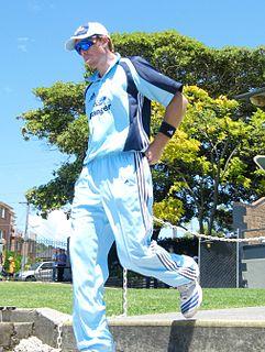 Dominic Thornely Australian cricketer