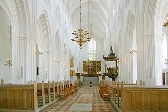 St. Canute's Cathedral - Image: Domkirke odense kor stor