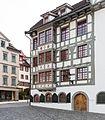Domzentrum Pfarreiheim, Gallusstr. 34 in St. Gallen.jpg