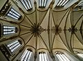 Dordrecht Grote Kerk Onze Lieve Vrouwe Innen Chorgewölbe 2.jpg