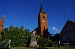 Buckautal - The Church