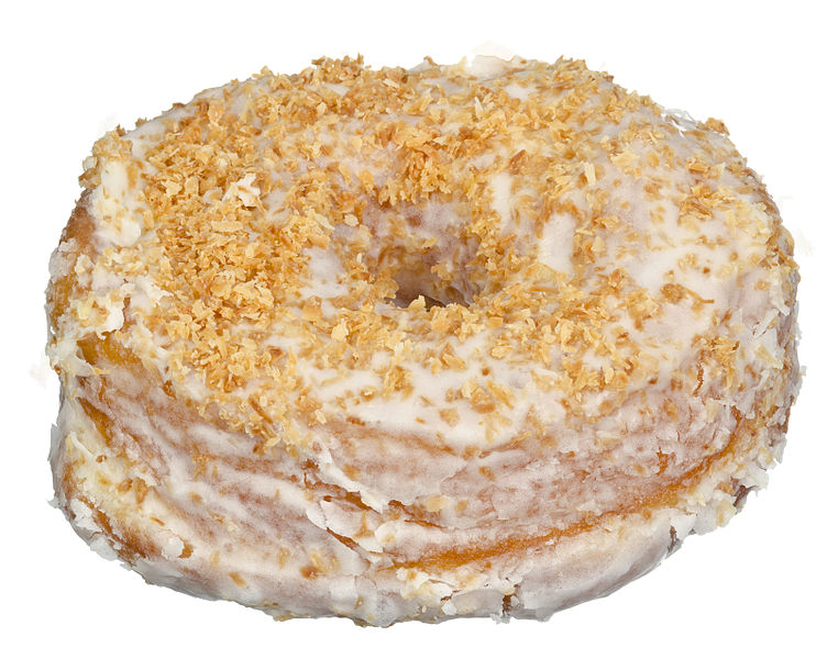 File:Dough-Donut-Toasted-Coconut.jpg - Wikimedia Commons