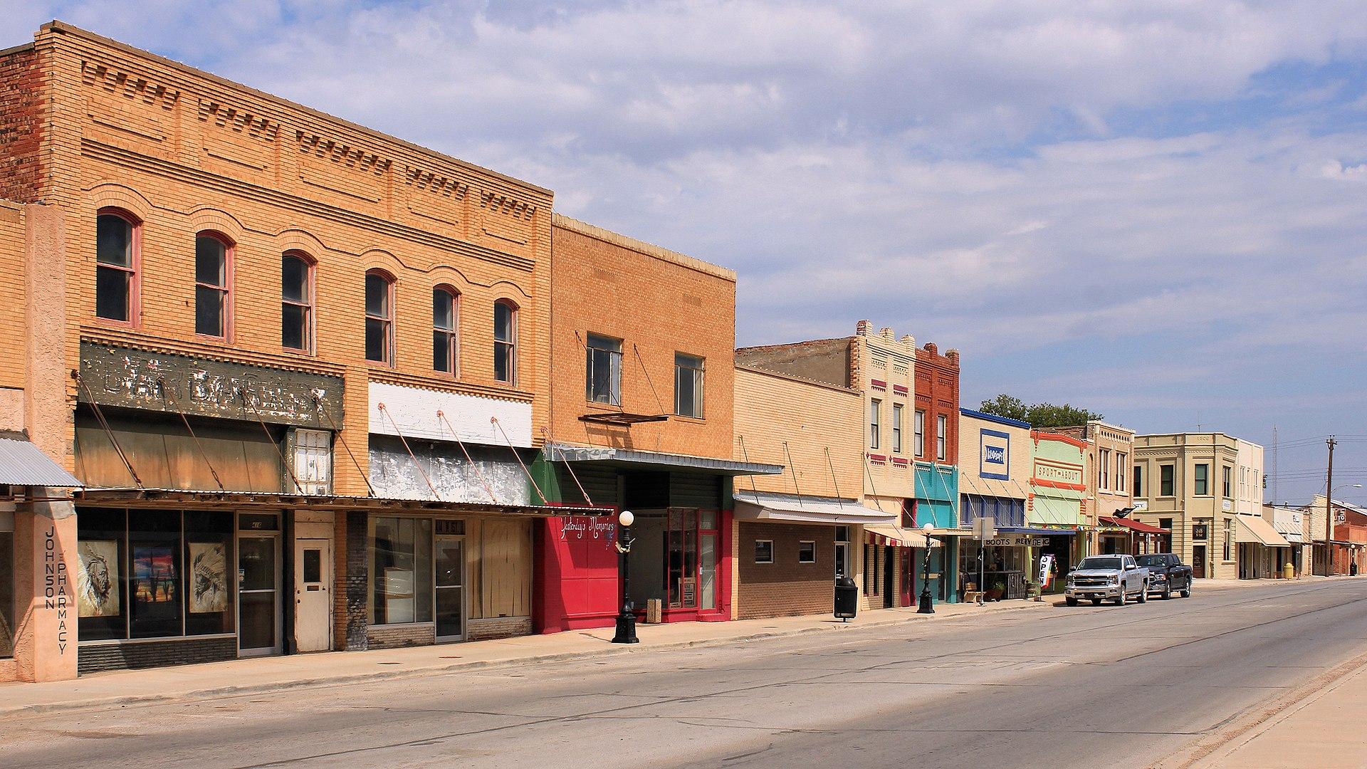 Haskell Texas Wikipedia