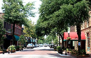 Sumter, South Carolina - Downtown Sumter