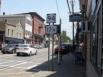 Warwick, New York - Village of Warwick