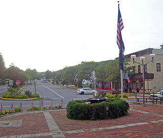 Woodridge, New York Village in New York, United States