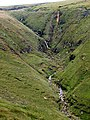 Dowstone Clough and Yellow Slacks Brook - geograph.org.uk - 476674.jpg