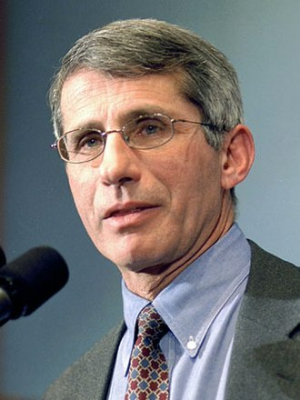 Anthony S. Fauci - Anthony Fauci (Jim Wallace, 2001)