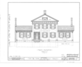 Dr. John H. Mathews House, 309 North State Street, Painesville, Lake County, OH HABS OHIO,43-PAINV,1- (sheet 3 of 9).png