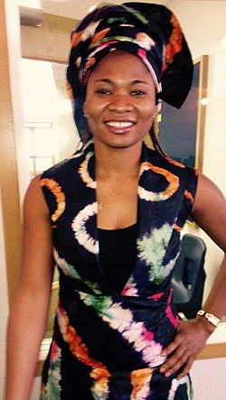 Dr. Rita Orji in her native Nigerian attire.jpg