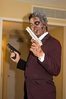 Cosplay Two-Face na Dragon Conu 2013.