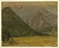Drawing, Alpine Landscape, Bavaria or Switzerland, 1868 (CH 18196499).jpg