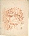 """Drawing for """"La Colonne Trajane"""" MET DP805484.jpg"""