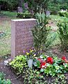 Dresden Heidefriedhof Hofmann Werner.JPG