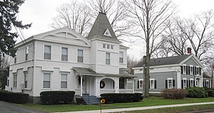 Jennie McGraw - Dryden Historic District