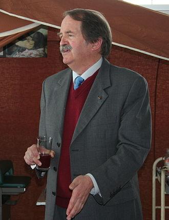 Duarte Pio, Duke of Braganza - Duarte Pio often speaks on behalf of Portugal and the monarchist cause.