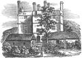 Dublin Penny Journal 1835-11-07 Immokilly Castle by E. Heyden.png