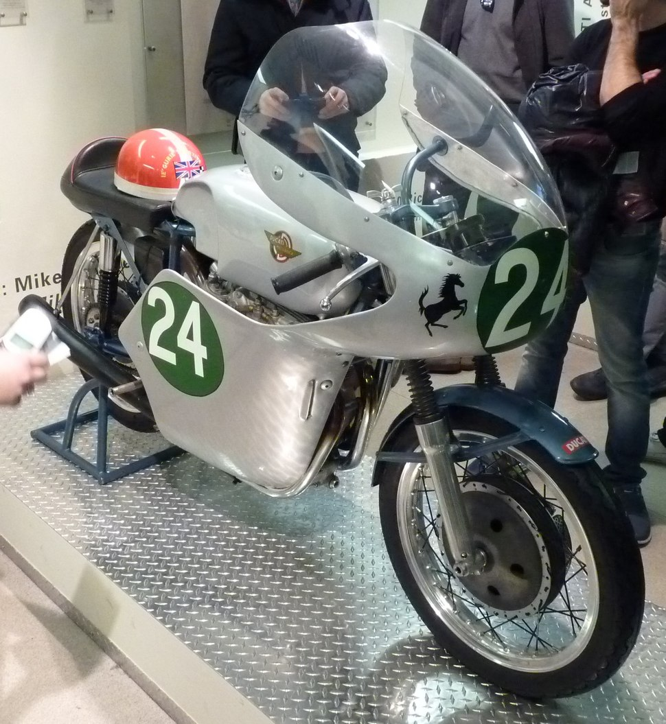 Ducati 250 PD Hailwood DM