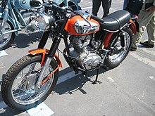Ducati Scrambler 350 del 1972