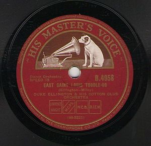 "Duke Ellington - ""East St. Louis Toodle-Oo"" (1927)"