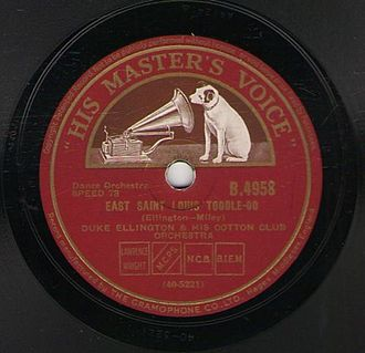 "Duke Ellington - British pressing of ""East St. Louis Toodle-Oo"" (1927)"