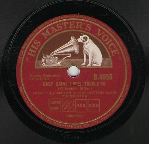 Duke Ellington St. Louis Toodle-Oo