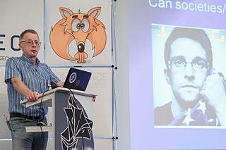 Duncan Campbell (journalist) British investigative journalist