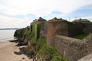 Siege of Waterford - Duncannon Fort