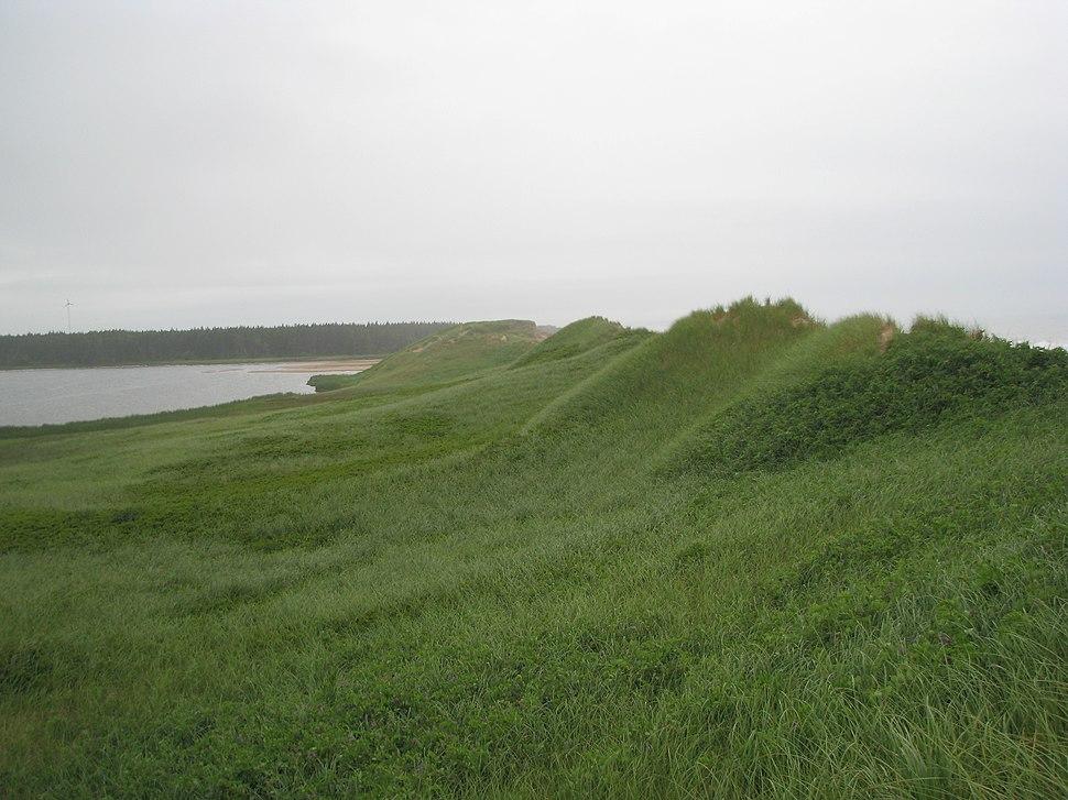 Dunes on PEI