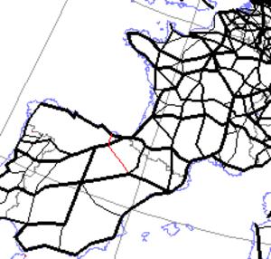 Autopista AP-68 - Image: E804