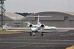 EGLF - Gulfstream G450 - N841WS (43571715632).jpg