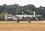 EGLF - Lockheed P-38 Lightning - N25Y (41982144370).jpg