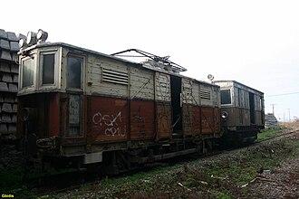 Athens–Piraeus Electric Railways - Freight railcar 41