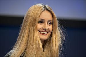 Lidia Isac - Image: ESC2016 Moldova Meet & Greet 06