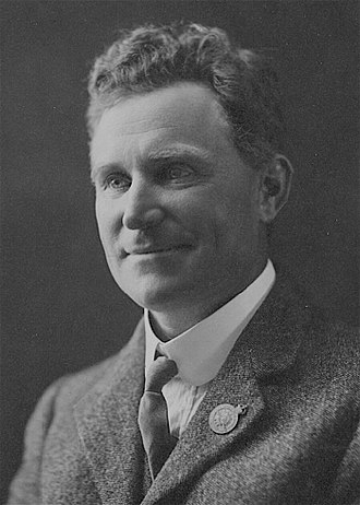 Earle Page - Page in about 1920