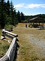 East Sooke park picnic shelter. READ INFO IN PANORAMIO-COMMENTS - panoramio.jpg