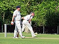 Eastons CC v. Chappel and Wakes Colne CC at Little Easton, Essex, England 31.jpg