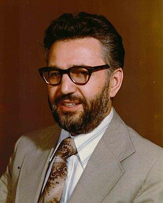 Ebrahim Yazdi - Yazdi in 1979