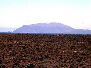 Volcán Ecuador - Image: Ecuador volcano
