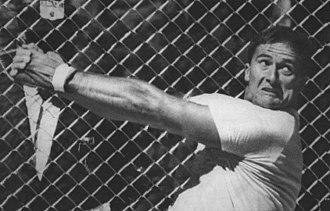 Edward Burke (hammer thrower) - Burke in 1968